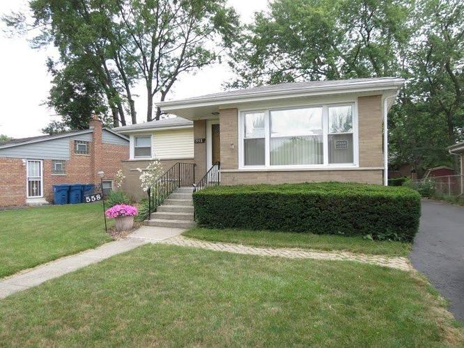 558  Shelly Lane Chicago Heights, IL 60411 | MLS 458288