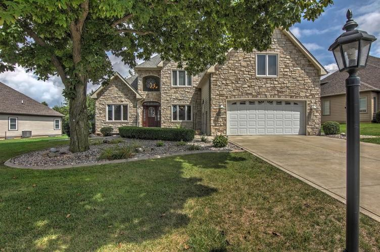 10715  Erie Drive Crown Point, IN 46307 | MLS 441119