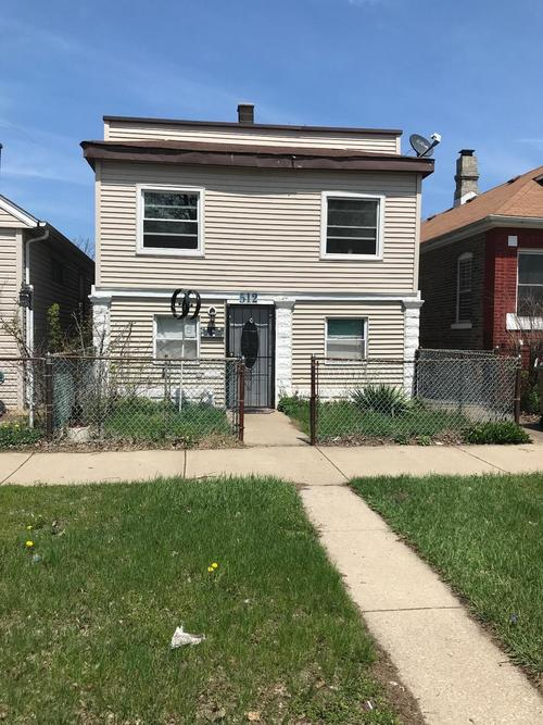 512 W 142nd Street East Chicago, IN 46312 | MLS 446714