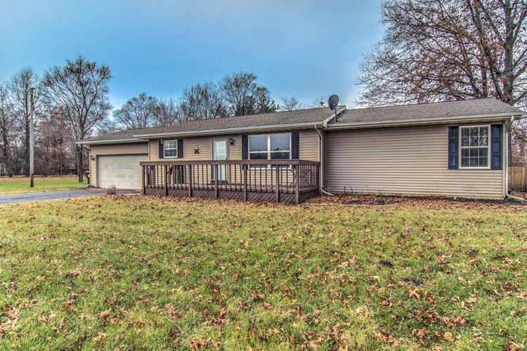 11154 N 550  Wheatfield, IN 46392 | MLS 447024