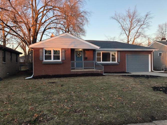 2819  Strong Street Highland, IN 46322   MLS 447759
