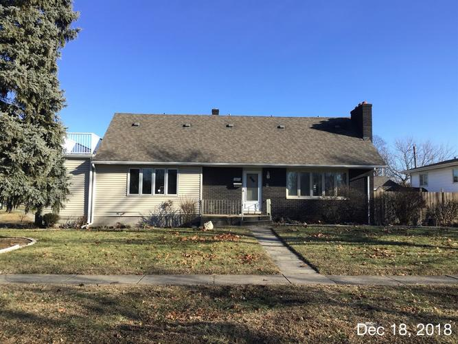 10113  4th Place Highland, IN 46322   MLS 447807