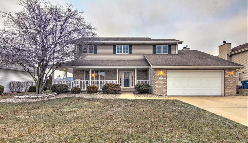 77  Deertrail Drive Dyer, IN 46311 | MLS 448005