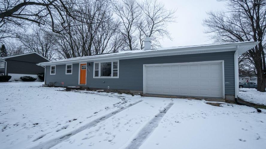 3421 W 77th Place Merrillville, IN 46410 | MLS 448502