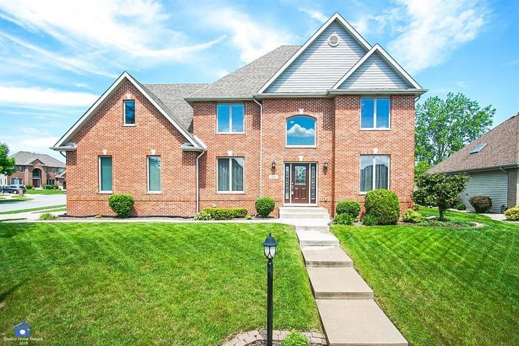 438 Hilbrich Drive Schererville, IN 46375 | MLS 449000 | photo 1
