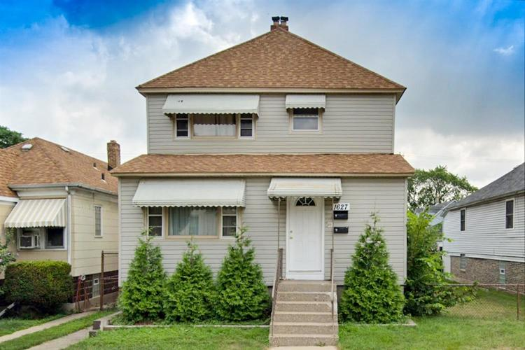 1627  Roberts Avenue Whiting, IN 46394 | MLS 449294