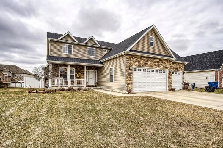 17204  Nightingale Place Lowell, IN 46356 | MLS 450177