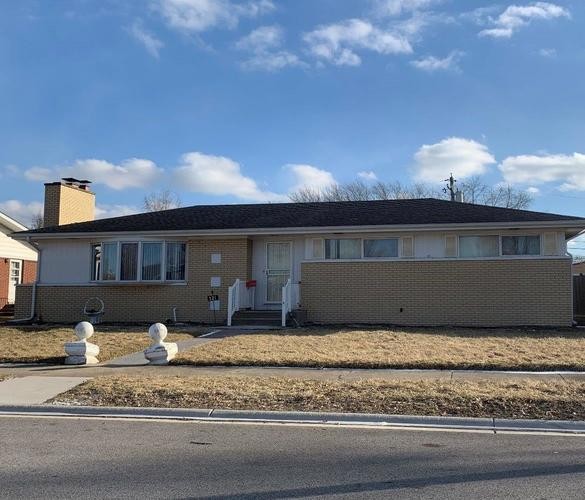 321 W 54th Place Merrillville, IN 46410   MLS 450504