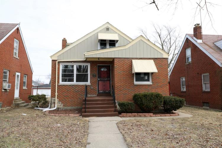 4783  Jefferson Street Gary, IN 46408 | MLS 450600