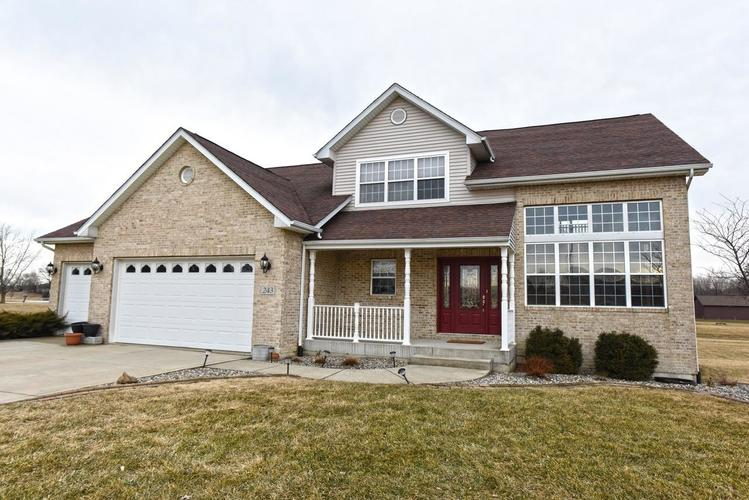 243 S Windy Oak Drive Hebron, IN 46341 | MLS 451044