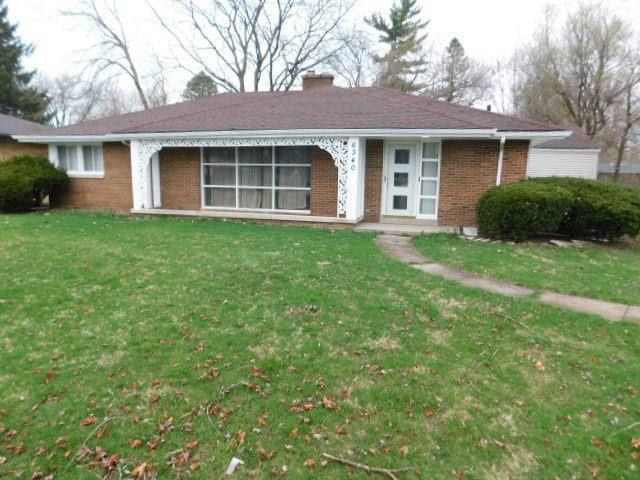6340 Roosevelt Street Merrillville, IN 46410 | MLS 452749 | photo 1