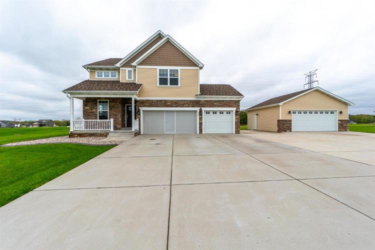 879  Whitestone Drive Valparaiso, IN 46383 | MLS 454458
