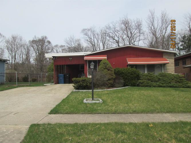 6812  Ash Place Gary, IN 46403 | MLS 454835