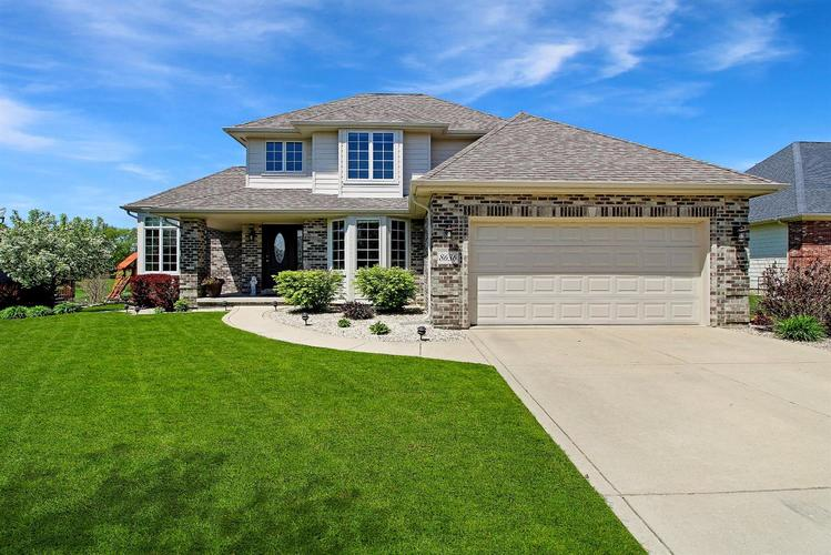 8636  Doubletree Drive Crown Point, IN 46307 | MLS 455006