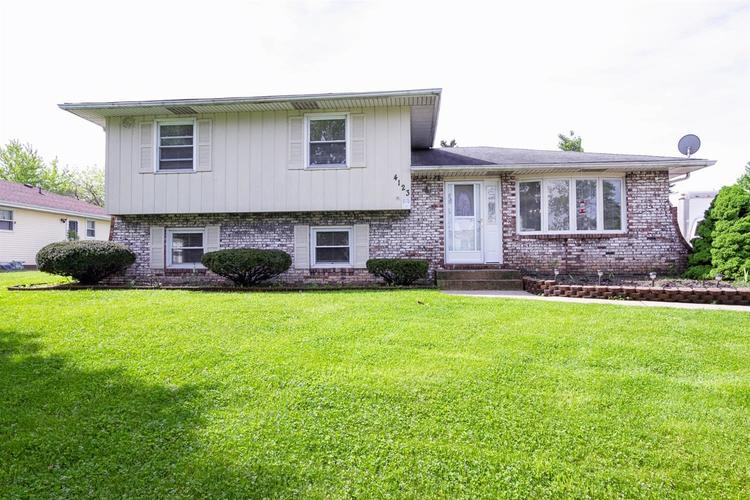 4123 W 75th Place Merrillville, IN 46410 | MLS 455909