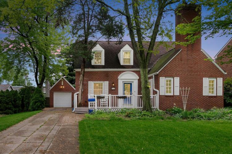 8517  Northcote Avenue Munster, IN 46321 | MLS 455684
