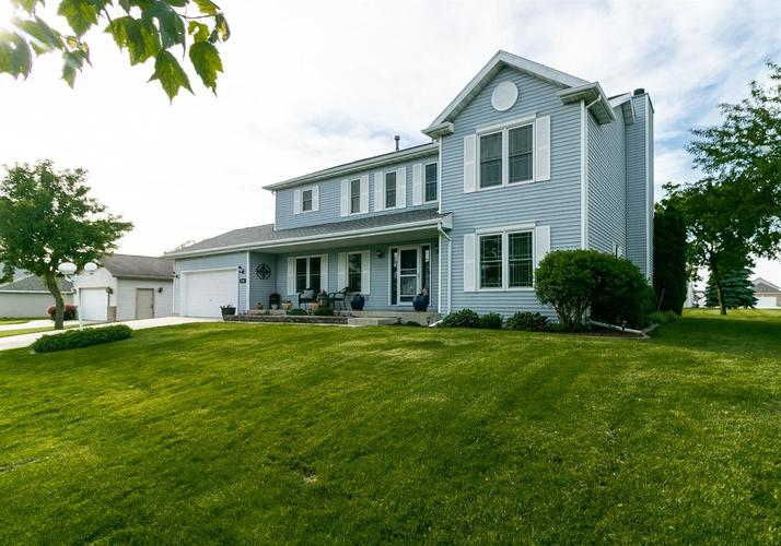 2900 W 84th Place Merrillville, IN 46410   MLS 456402