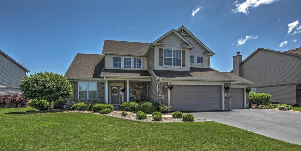 9499 Dewey Place Crown Point, IN 46307 | MLS 456359 | photo 1