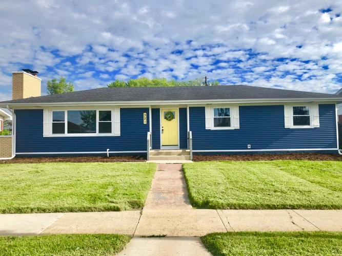 321 W 54th Place Merrillville, IN 46410 | MLS 457319