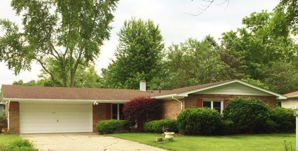 941 W 66th Place Merrillville, IN 46410 | MLS 457401 | photo 1