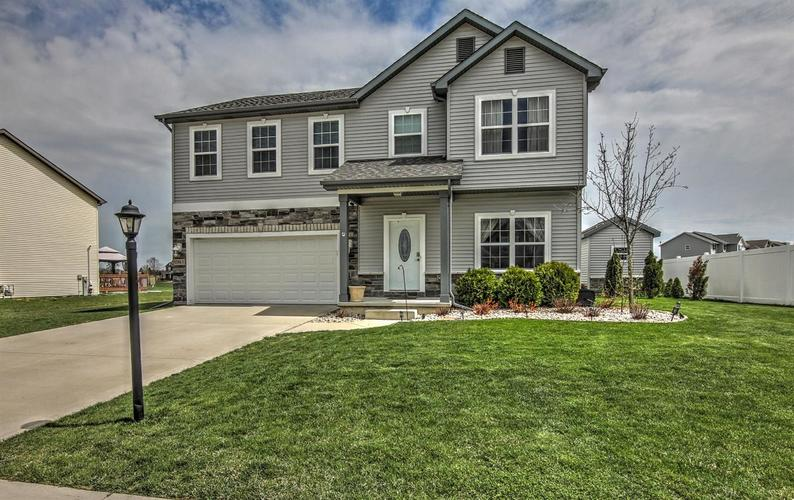 11063 Elkhart Place Crown Point IN 46307 | MLS 457723 | photo 1