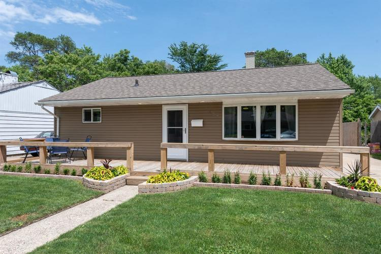 8127  Robertson Place Highland, IN 46322 | MLS 457938