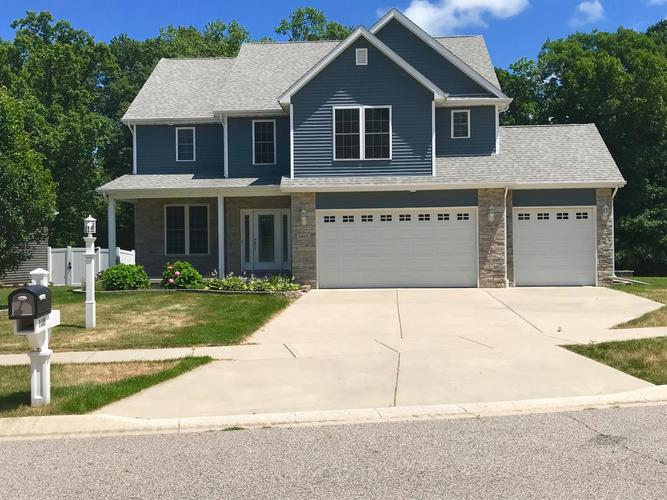 1065  Birch Trail Drive Chesterton, IN 46304 | MLS 459467