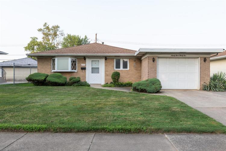 9335 Saric Drive Highland IN 46322 | MLS 459615 | photo 1