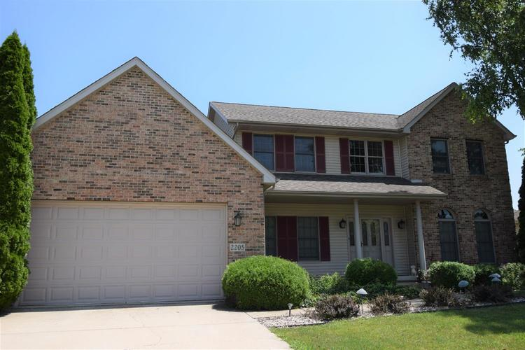 2205 Red River Drive Schererville, IN 46375 | MLS 459725 | photo 1