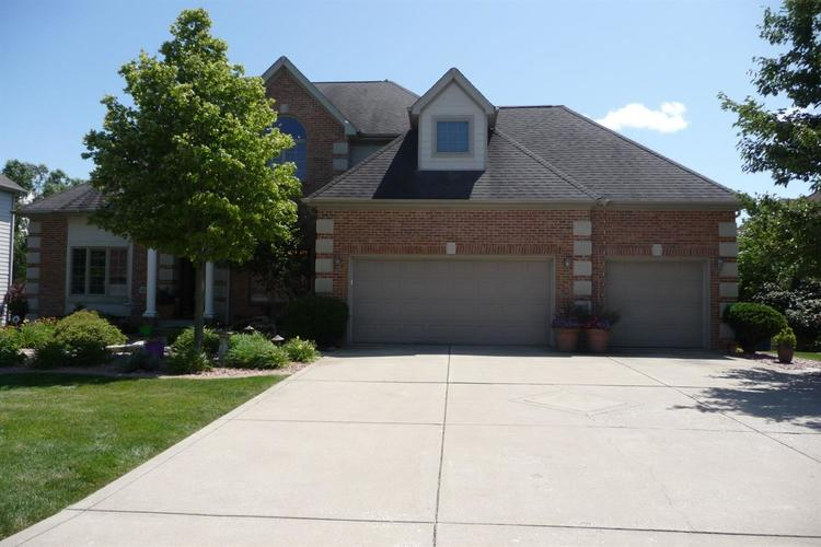 8863 Doubletree Drive S Crown Point, IN 46307 | MLS 459459 | photo 85