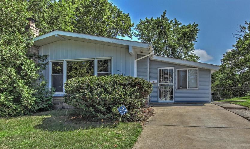 7739  Indian Boundary  Gary, IN 46403 | MLS 459871