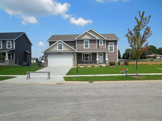 1414 Gates Drive Schererville, IN 46375 | MLS 459824 | photo 1