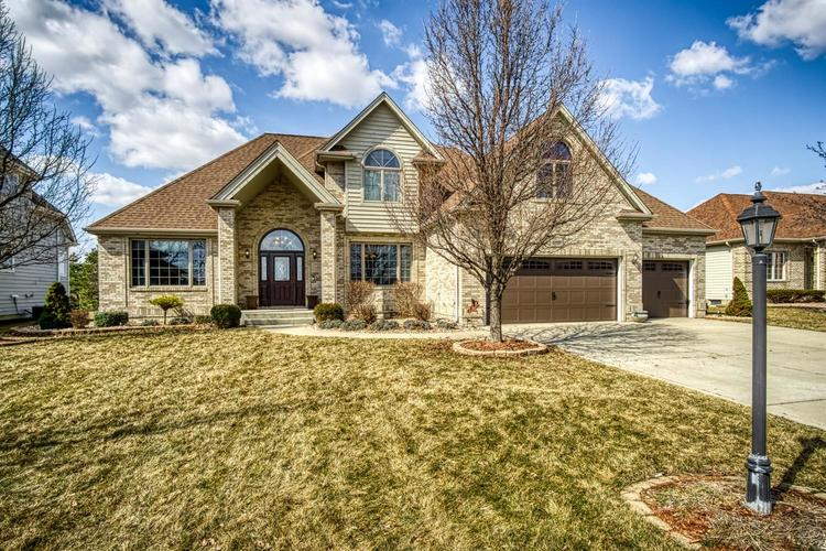 10290  Doubletree Drive Crown Point, IN 46307 | MLS 460979