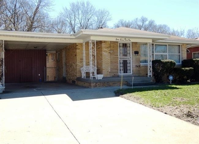 6741  Ash Place Gary, IN 46403 | MLS 461469