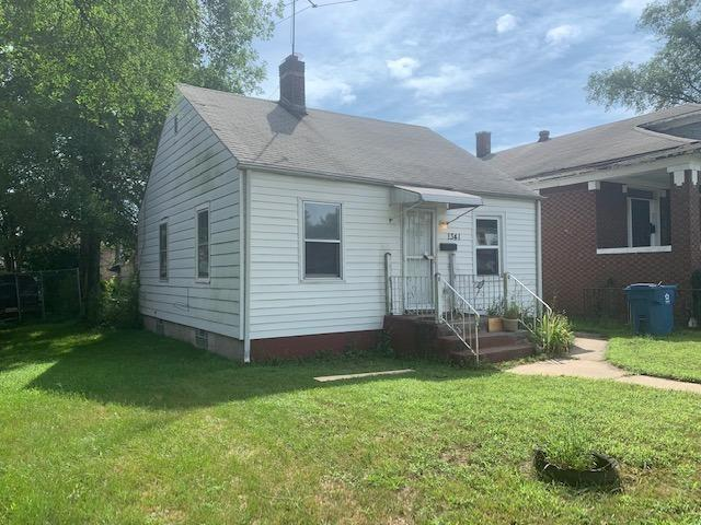 1341  Taft Street Gary, IN 46404 | MLS 461480