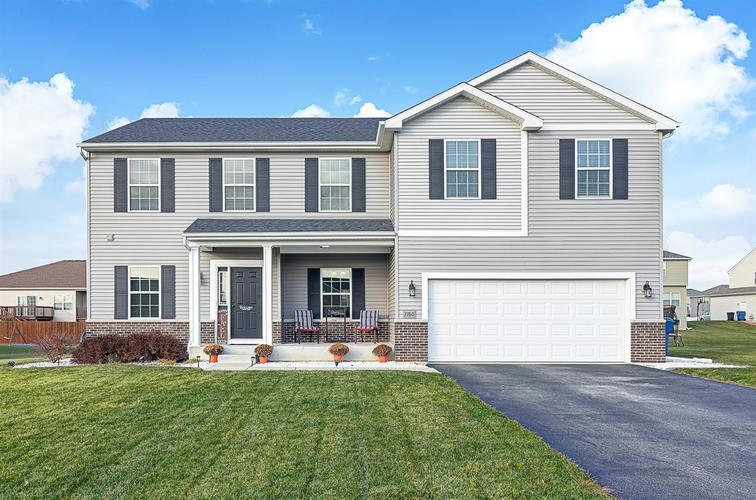 7760 E 123rd Place Crown Point, IN 46307 | MLS 466517 | photo 1