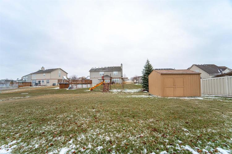 9635 Dewey Place Crown Point, IN 46307 | MLS 468862 | photo 36