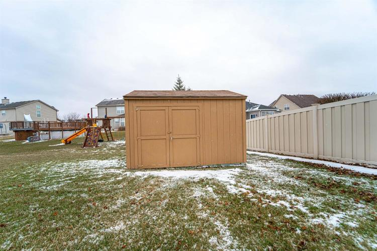 9635 Dewey Place Crown Point, IN 46307 | MLS 468862 | photo 37