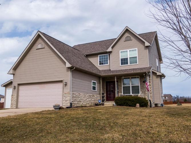 215 Talon Drive Valparaiso IN 46385 | MLS 471157 | photo 1