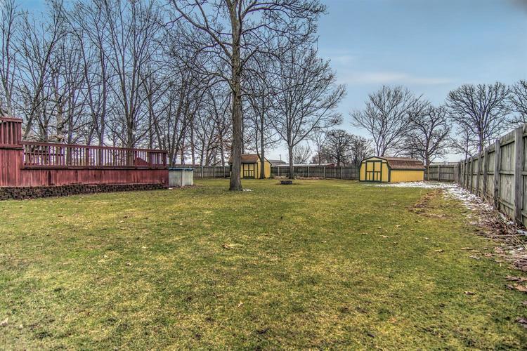 12933 Wildwood Drive Cedar Lake, IN 46303 | MLS 472272 | photo 2