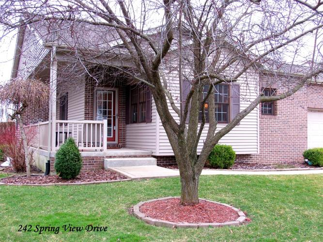 242 Spring View Drive Chesterton IN 46304 | MLS 472355 | photo 1