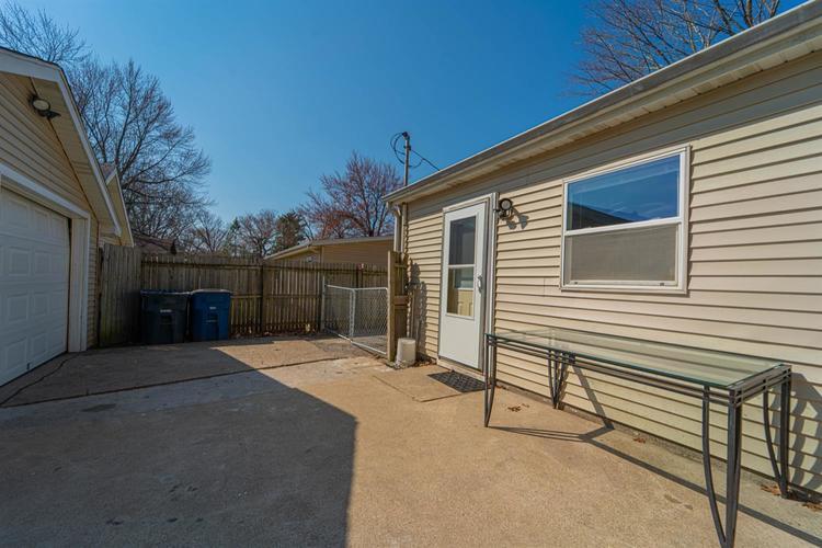 534 Davidson Avenue Michigan City IN 46360 | MLS 472395 | photo 29