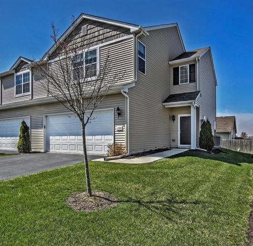 228 Sweetbriar Court Lowell IN 46356   MLS 472862   photo 1
