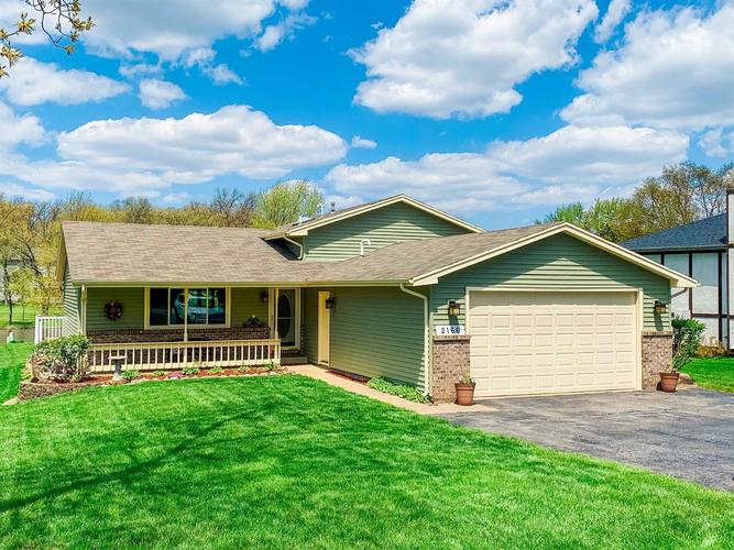 2166 Greenvalley Drive Crown Point IN 46307 | MLS 474397 | photo 1