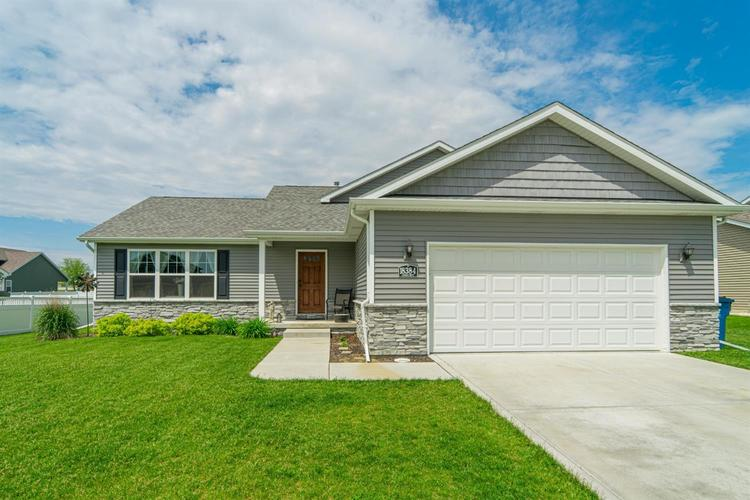 18384 Candace Drive Lowell IN 46356 | MLS 475245 | photo 1