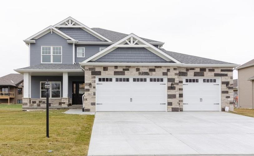 867 Schilling Drive Crown Point IN 46307 | MLS 475476 | photo 1