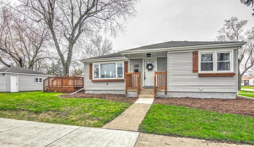 2944 Strong Street Highland IN 46322 | MLS 476770 | photo 1