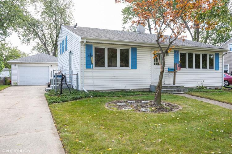 3314  Maple Drive Highland, IN 46322 | MLS 482084
