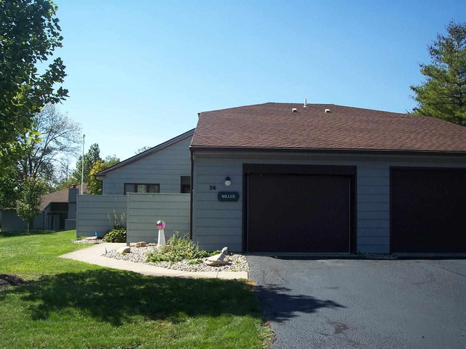14  Woodspoint Circle North Manchester, IN 46962   MLS 201442696