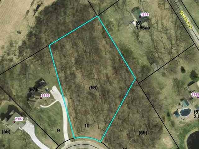 0 Blackberry Trail, Lot 10 Warsaw, IN 46580 | MLS 201446609 | photo 1